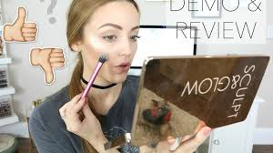 and glow impressions denona sculpt glow highlighting