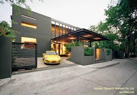 Home Design Modern Minimalist Minimalist Home Design Thailand For The Home Pinterest