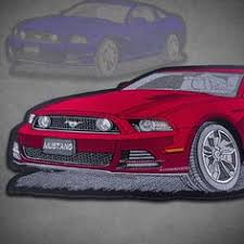 ford mustang patch large patch ford mustang iron on 16x7 7 13x6 5 10x5 by embrosoft
