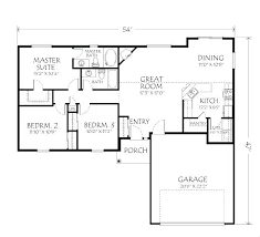 large 2 bedroom house plans 2 bedroom house plans with garage house plans designs house building