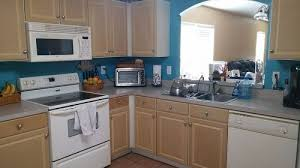 Mobile Kitchen Cabinet Painting Particle Board Cabinets In Mobile Home Hometalk