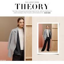 theory clothing theory clothing fall 2016 lookbook shopbop