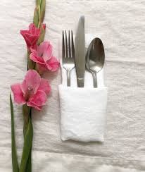pocket fold creative ways to fold a dinner napkin