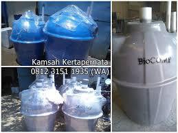 Bio Di Bandung jual bio septic tank bandung fiberglass termurah