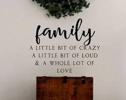 family quotes etsy