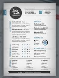 Creative Resume Templates Microsoft Word Cool Resume Templates Free Jospar