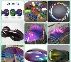 chameleon pigment color changing pigment color change at