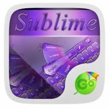 go keyboar apk sublime go keyboard theme 1 85 5 3 apk for android aptoide