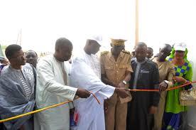 bureau poste inauguration du bureau de poste de kobilo la vie sénégalaise senegal