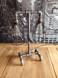 steampunk furniture the steampunk industrial style table lamp u2013 adorable home