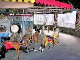 flying horse carousel in watch hill ri new england today