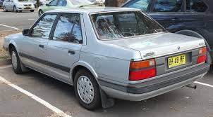 australia mazda file 1985 mazda 626 gc series 2 super deluxe sedan 25549580442