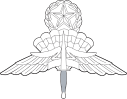 parachutist badge united states military wiki fandom powered