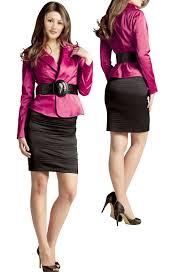 office skirt set ladies formal wear online formal dress