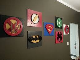 my son loves superheroes decorating the playroom superheroes in