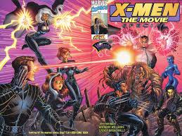 film strips x men the movie special edition 2000 cinematic