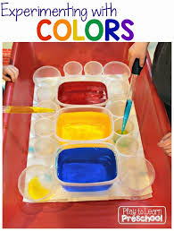 25 preschool colors ideas preschool color