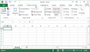 How To Set Up Spreadsheet In Excel 1 Creating Your Spreadsheet Excel 2013 The Missing
