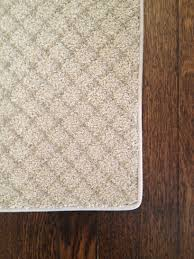 How To Make A Area Rug by Diy Bind A Carpet Remnant To Make A Custom Shaped Area Rug