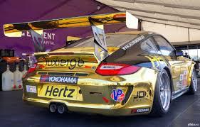 golden cars american le mans series at virginia international raceway day 2
