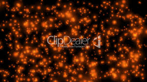 Wildfire Definition by Abstract Background Of Space With Particles Video Royalty Free
