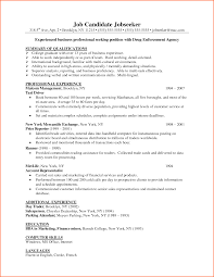 Resume For Data Entry Jobs by Download Business Object Resume Haadyaooverbayresort Com