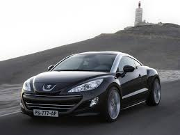 peugeot coupe rcz rcz 1st generation rcz peugeot database carlook