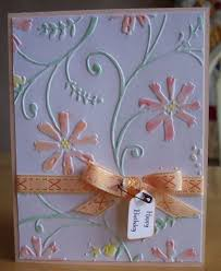 197 best card ideas embossed images on pinterest embossed cards