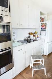 high gloss white kitchen cabinet touch up paint painting kitchen cabinets tips to ensure success in my