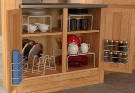 Spice Rack For Wall Mounting Cabinets U0026 Drawer Borwn Kitchen Organizer Pull Out Spice Racks