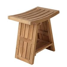 Bathroom Stools Bathroom Wooden Shower Stool Disabled Bath Seat Bathtub Stool