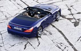 blue mercedes mercedes benz sl65 amg v12 2013 u2013 nepakartojamai dinamiškas