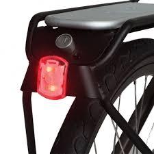 rear bike light rack mount 2 fer front or rear light
