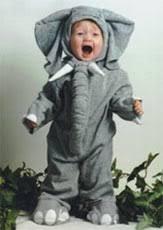 Elephant Baby Costume Halloween Carter U0027s Elephant Costume 12 99 Costco Halloween