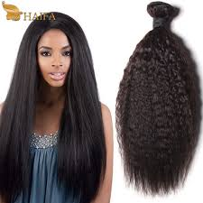 crochet black weave hair cheap human hair malaysian kinky straight 3pcs lot crochet hair