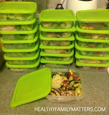 meal prepping for healthy weight loss and a healthy family youtube