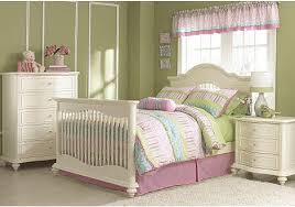 Convert Crib To Bed Chantal Size Conversion Kit Bed Rails In Linen By Baby Cache