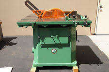 Ebay Woodworking Machinery Auctions by Northfield No 4rt Table Saw W Standard Rolling Table Woodworking