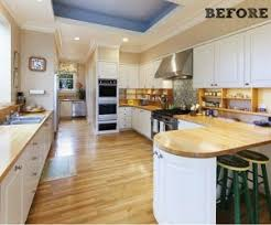 Small Kitchen Remodel Before And After Before U0026 After Hooked On Houses