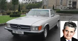 mercedes charity donor gives nicolae ceausescu s mercedes to charity