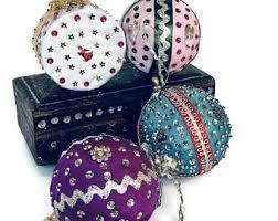 silk ornaments etsy