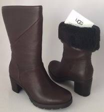 ugg womens rioni boot ugg australia s wear to work boots ebay