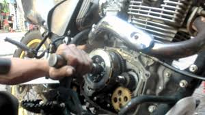 motorcycle repair repairing a clutch youtube