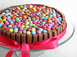 the sweet macaron baked with love smarties cake
