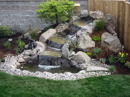 Rock Water Features For The Garden Easy Diy Garden Water Features How To Garden Gardening Tips