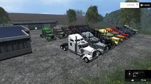 kw kenworth kw900 truck v1 0 farming simulator 2015 15 mod