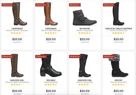 womens boots clearance footwear clearance 2 pairs of s boots for 18 75 ea