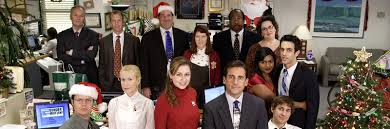 the office absolutely has a modern holiday classic a benihana