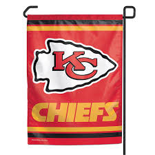 City Of Cincinnati Flag Amazon Com Nfl Kansas City Chiefs Garden Flag Sports Fan