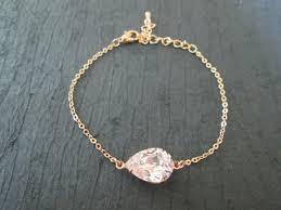 rose crystal bracelet images Rose gold swarovski crystal bracelet rose gold bracelet rose gold jpg